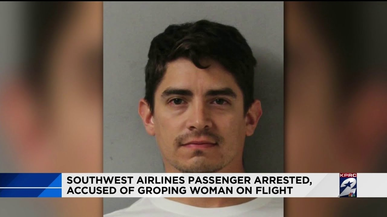 'SHE WAS HORRIFIED' Southwest Airlines flight attendant accuses ...