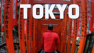 Top Things to do in Tokyo For First Timers | Travel Vlog | The Planet D