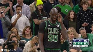 Tacko Fall FULL Coverage vs Charlotte Hornets (12/22/2019)