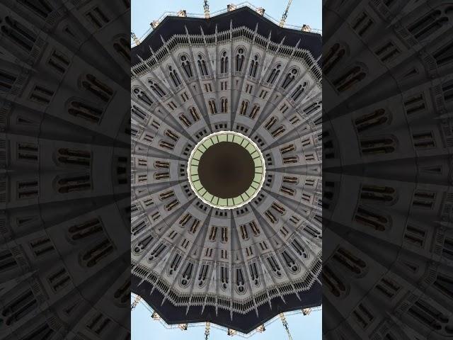 Hungary, Kossuth tér kaleidoszkóp