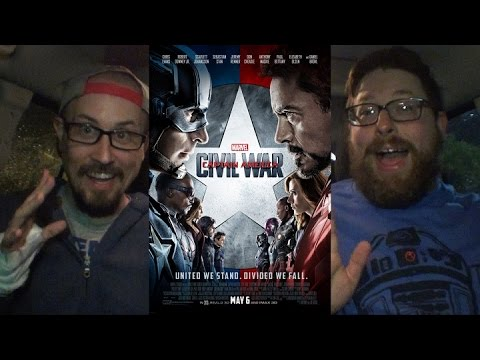 Midnight Screenings - Captain America: Civil War