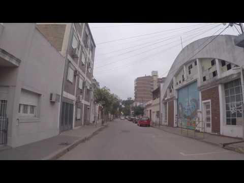 Argentine Santa Fe Centre ville, Gopro / Argentina Santa Fe City center, Gopro