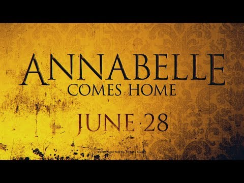 Cover Lagu Annabelle Comes Home stafamp3