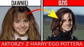 Jak zmienili się aktorzy z filmu Harry Potter?