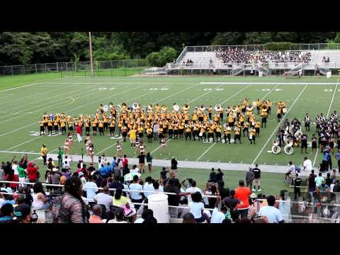 New Orleans All Star Band vs Mississippi Alumni All Star Band 2015