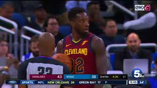 Cleveland already has place in Jeff Green's heart