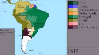 The History of South America: Every Year