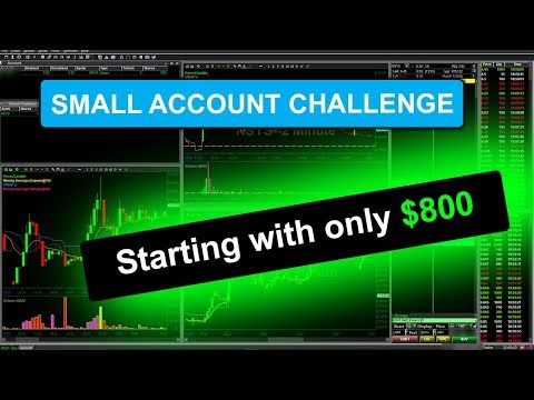 Small Account Challenge Ready To Go!