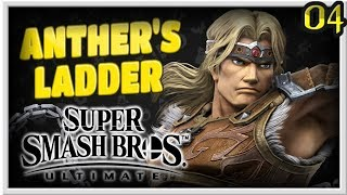 Super Smash Bros. Ultimate | Anther's Ladder - Vs. Altair357 [04]