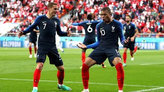 World Cup 2018 ● France The Journey ● Extended Highlights & All Goals ●  Wavin' Flag