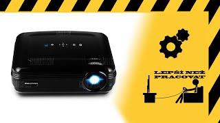 Recenze na nízkorozpočtový projektor z Číny Excelvan BL - 59 HD