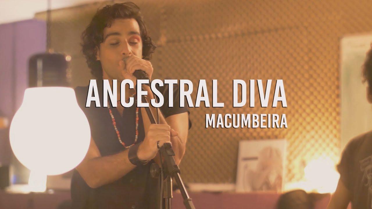 Ancestral Diva lança vídeo ao vivo da música Macumbeira