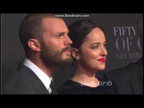 Jamie Dornan and Dakota Johnson -Fifty Shades Darker Hamburg Premiere -part I-