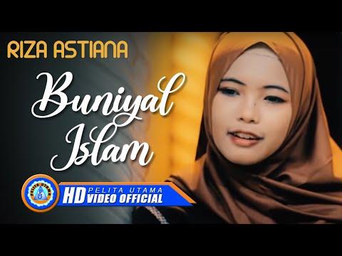 BUNIYAL ISLAM - Riza Astiana ( Official Music Video ) [HD]
