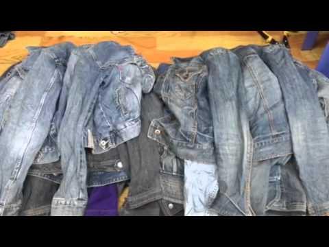 Kiện áo Khoác Jeans