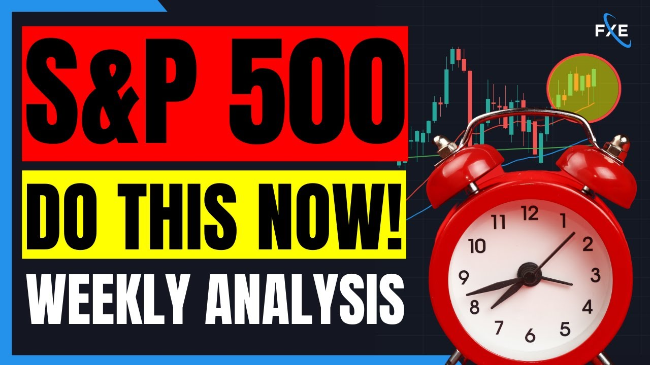 Buy Now, Wait or Sell The Stock Market This Week? [S&P 500 Technical Analysis]