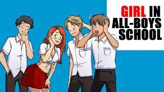 Girl In All Boys School | my horrible life