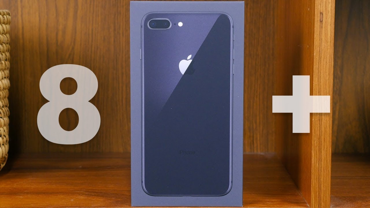check out 23c97 52878 Apple iPhone 8 Plus First Look (Space Gray)