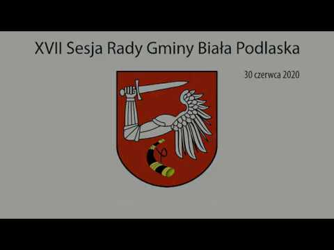 XVII Sesja Rady Gminy Biała Podlaska