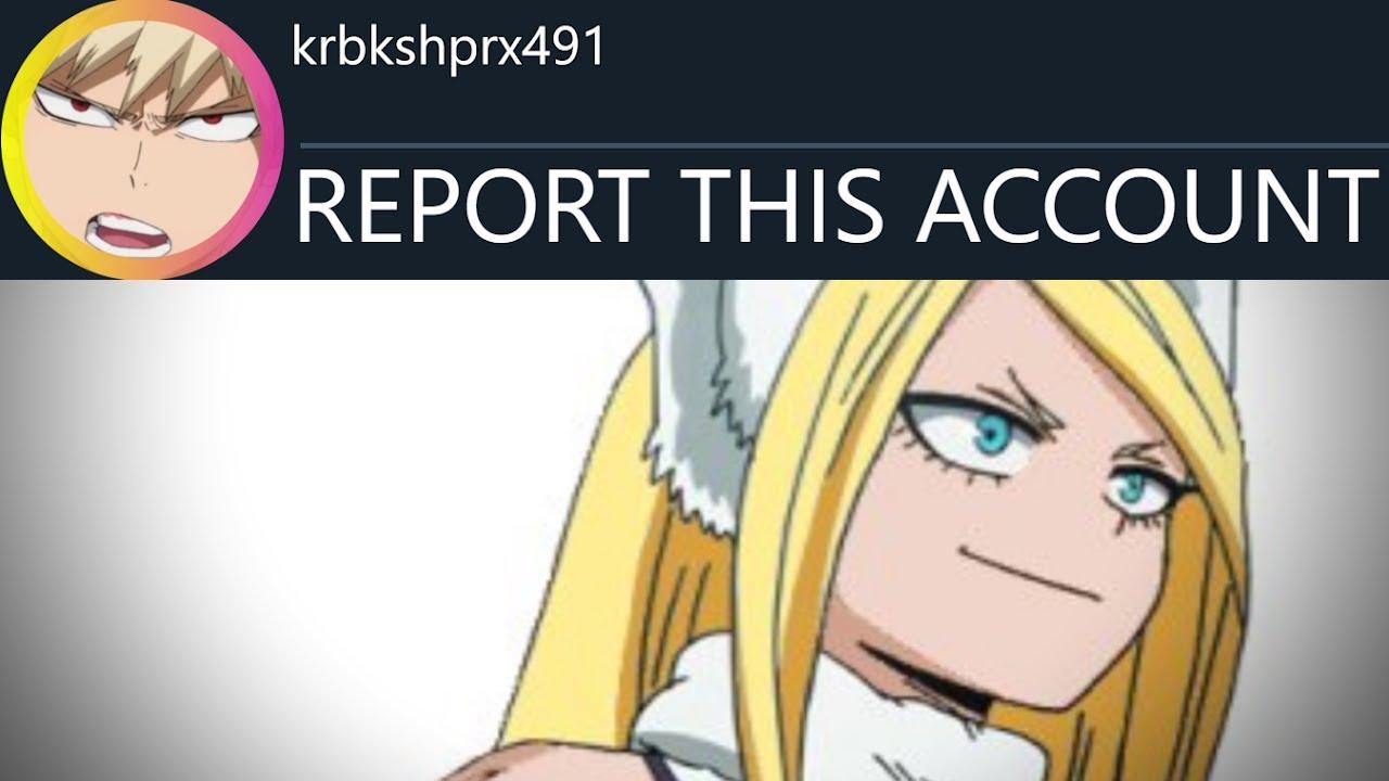 Mirko edit massively trolls My Hero Academia Twitter