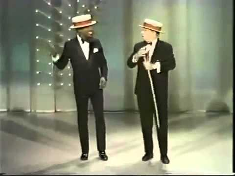 Sammy Davis & Mickey Rooney are Two of a Kind