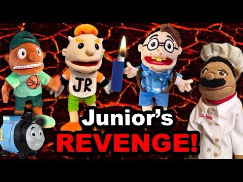 SML Movie: Bowser Junior's Revenge!