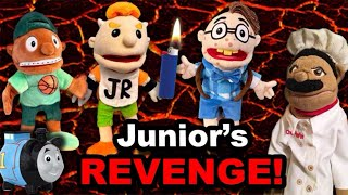 SML Movie: Bowser Junior's Revenge!