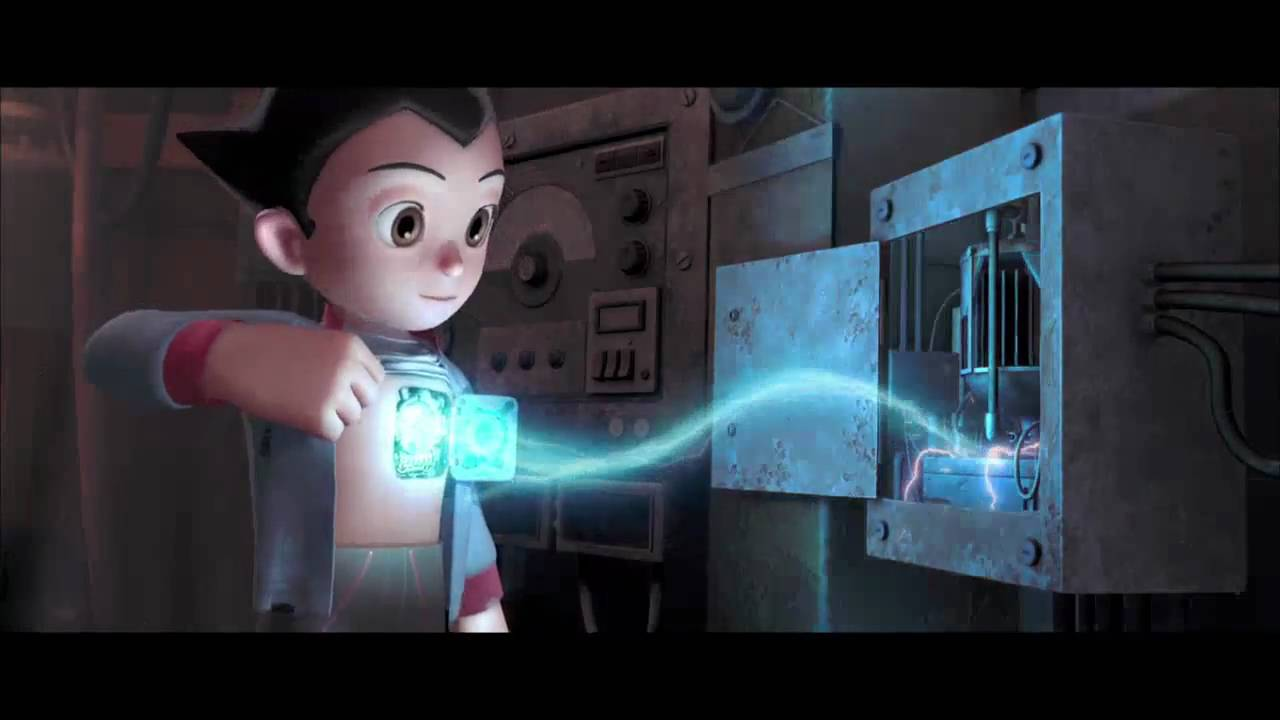 Astro Boy (2009) - Tra...