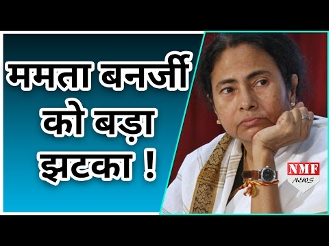 Mamta Banerjee को लगा 400 Volt का करंट|Must Watch!!!