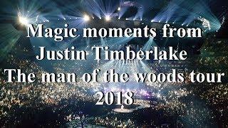 Baixar Justin Timberlake ''The man of the woods tour 2018''