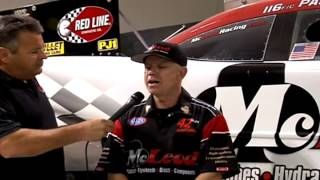 McLeod Racing Owner, Paul Lee Interview