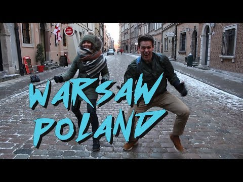 WARSAW, POLAND | TRAVEL VLOG