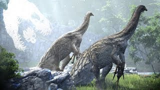 THE AVIARY HAS FAILED.. THE FEATHERED BEASTS ARE HERE - Therizinosaurus Survival - The Isle Gameplay
