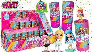 Party POP Teenies  Imprezowe laleczki amp Confetti  zbieram laleczki
