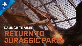 Jurassic World Evolution: Return to Jurassic Park | PS4
