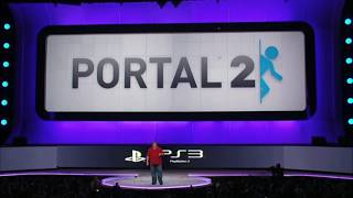 E3 2010: Portal 2 surprise announcement at Sony's press conference
