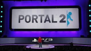E3 2010: Portal 2 surprise announcement at Sony