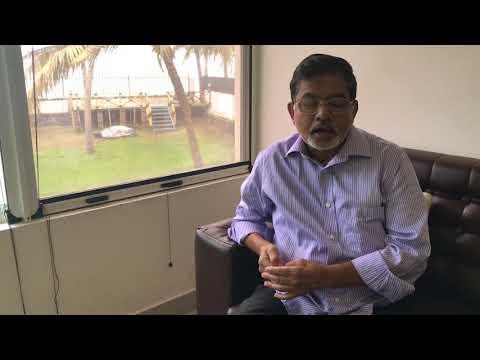 Mr.Mohan Nair from Mumbai with us at anamayam naturecure retreat