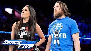 One week after The Miz & Maryse brutalized Daniel Bryan and Brie Be...