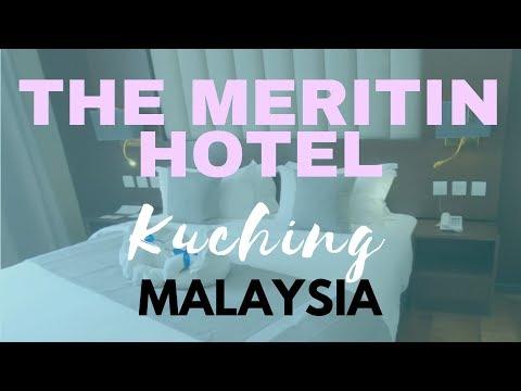 MERITIN HOTEL KUCHING - Walk-around Review