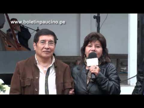 ENTREVISTAS -VIRGEN DULCE NOMBRE DE MARIA - SEQUELLO 2015