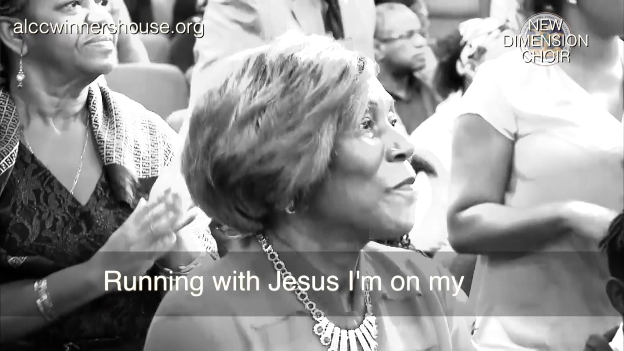 New Dimension Choir - JESUS BROUGHT ME OUT