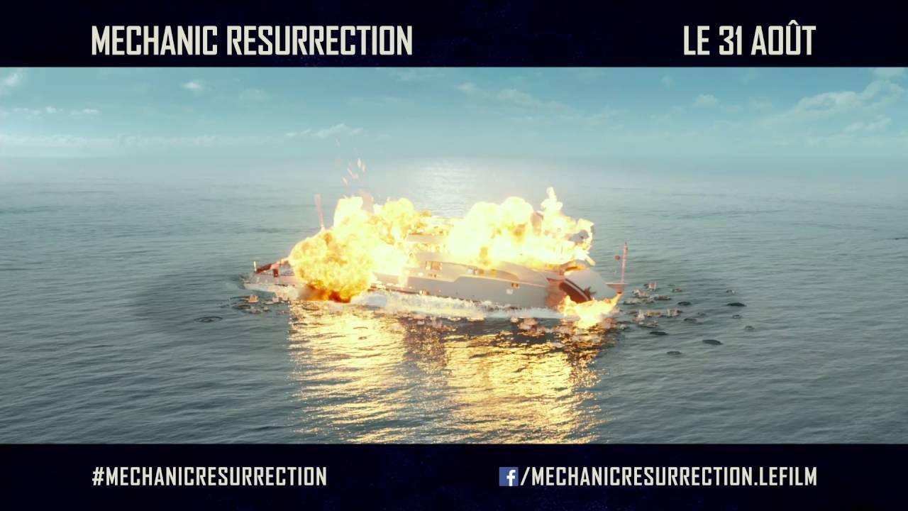 MECHANIC RESURRECTION - Spot 15''