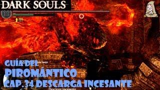 Dark Souls guia: DESCARGA INCESANTE -Trucos para matar a este boss || EP.34