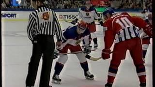 Чемпионат мира по хоккею 2002, четвертьфинал, Россия-Чехия. Часть-2