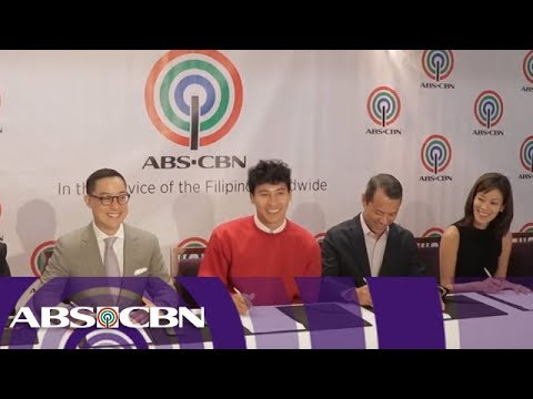 Six Kapamilya stars renew contract with ABS-CBN