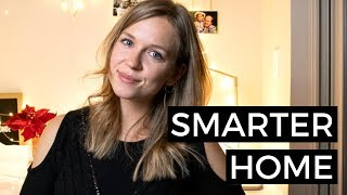 5 Ways to Make Your Home SMARTER | Coding Blonde