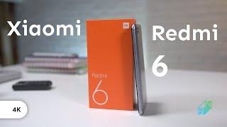 Xiaomi Redmi 6 Rozpakowanie, testy, gry i pierwsze wrażenia | Robert Nawrowski