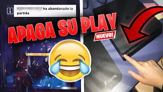 😰😱 SCAMMER TURNS OFF PLAY AND *LOSES EVERYTHING* 😳🤪 - Fortnite Save The World