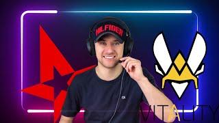 Astralis vs Vitality / Прогнозы на Спорт / КИБЕРСПОРТ